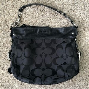 Coach Zoe hobo large